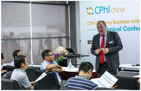The Great Hall of China: double digit growth at CPhI China