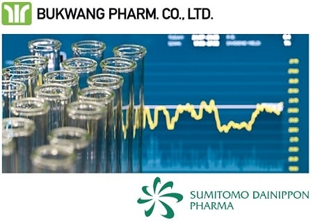 Sumitomo announces Partnership with Bukwang on its Atypical