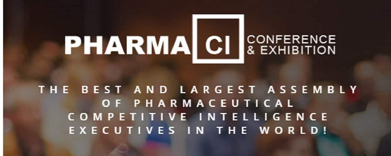 2018 Pharma CI Asia Conference & Exhibition