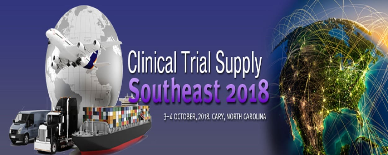 Clinical Trial Supply Southeast  2018