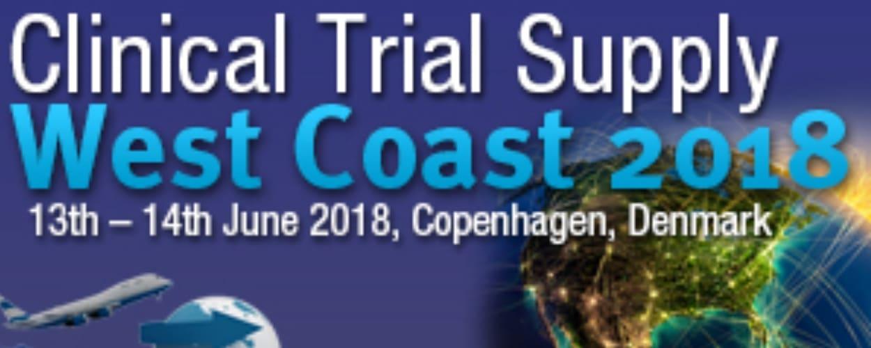Clinical Trial Supply West Coast 2018