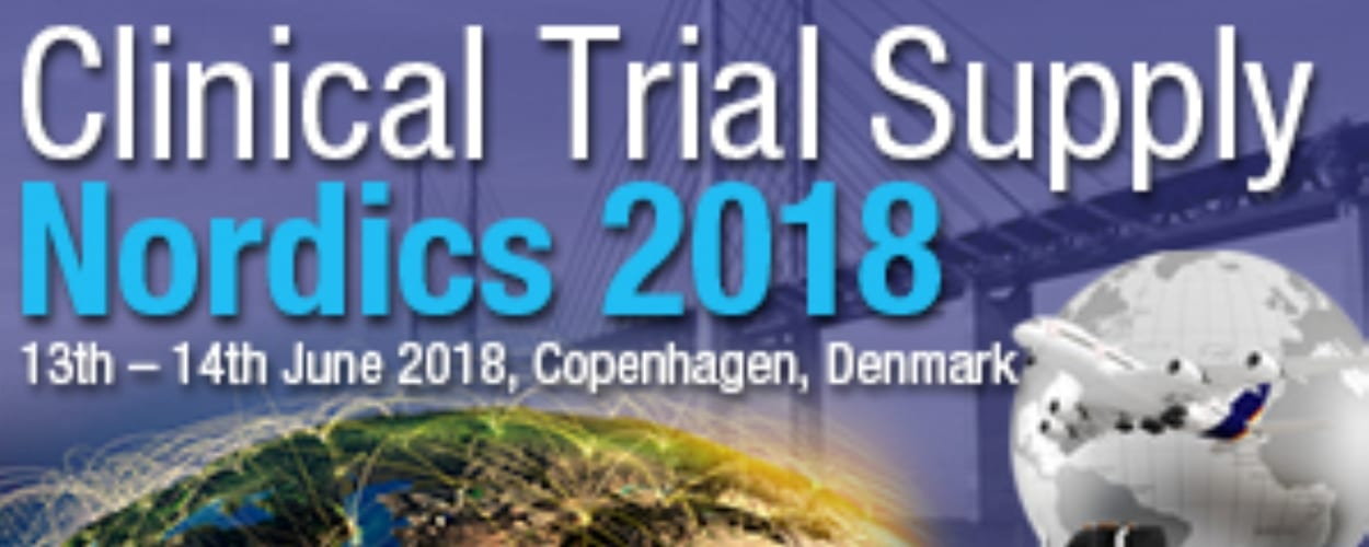 Clinical Trial Supply Nordics 2018