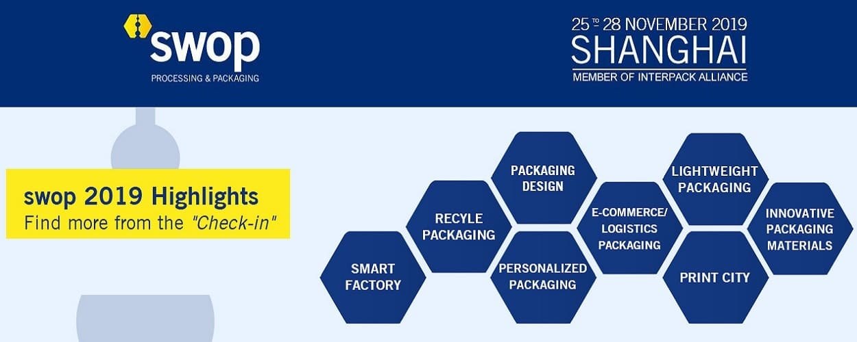 SWOP – Shanghai World of Packaging