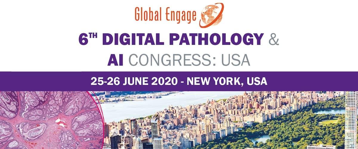 6th Digital Pathology & AI Congress USA