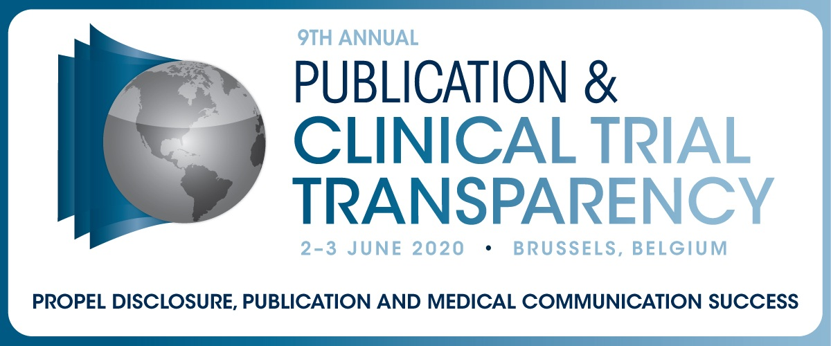9th Annual Publication and Clinical Trial Transparency 2020