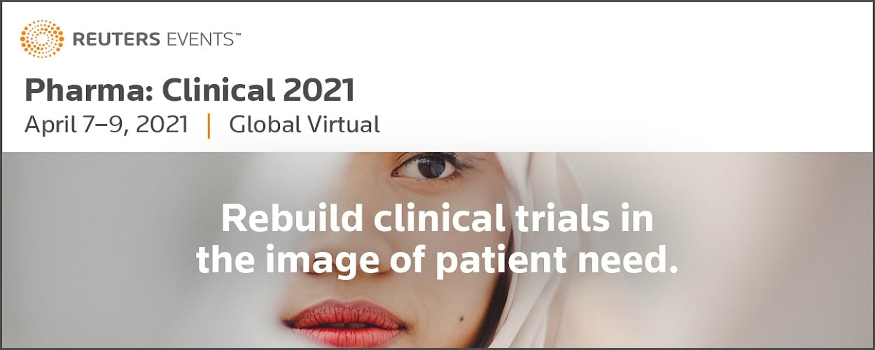 Reuters Events Pharma: Clinical 2021