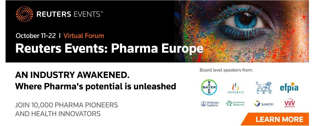 Reuters Events Pharma Europe