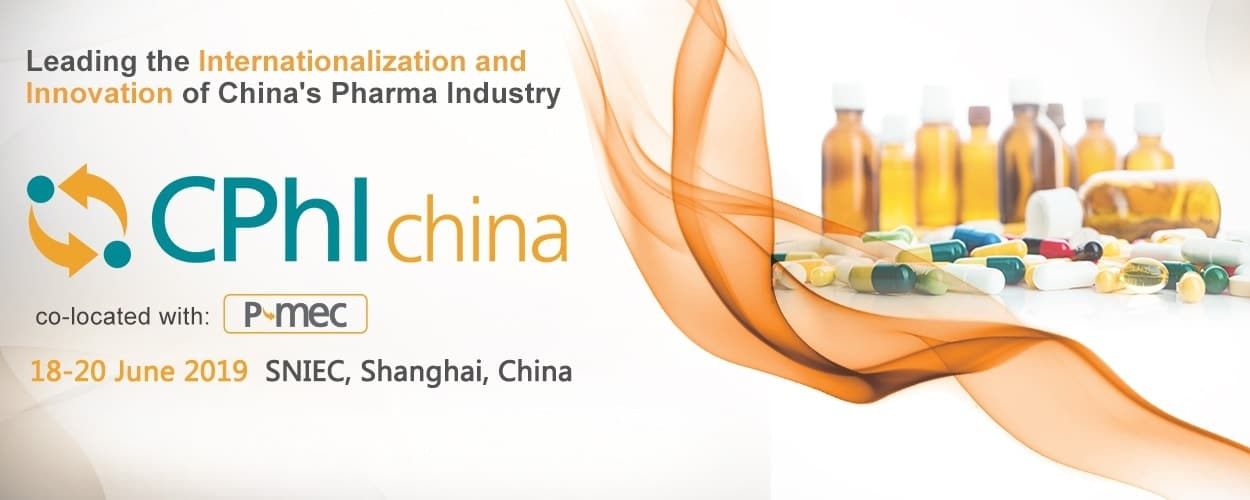 CPhI & P-MEC China 2019