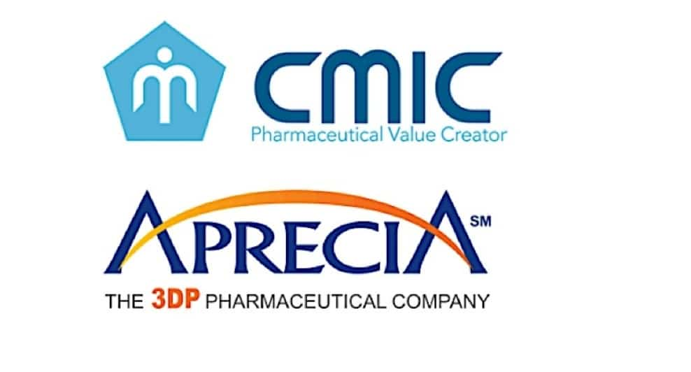 Aprecia and CMIC have established an agreement to bring 3DP pharmaceutical products to Japan